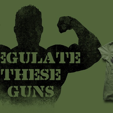 Regulate The Guns