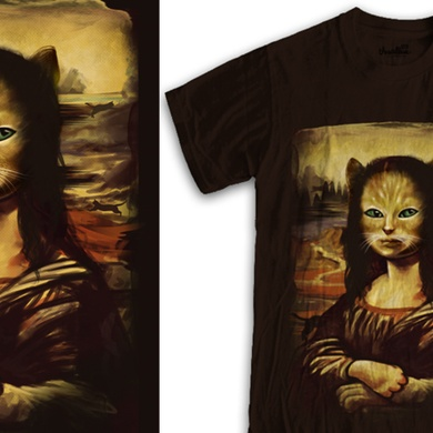 The Secret Revealed (Meowna Lisa)
