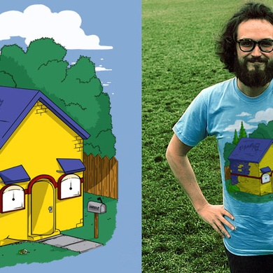 Whose House? Milhouse!