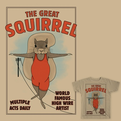 The Great Squirrel