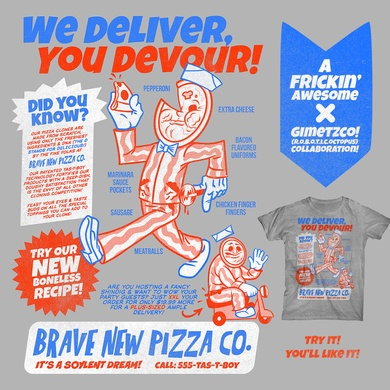 Brave New Pizza Co.