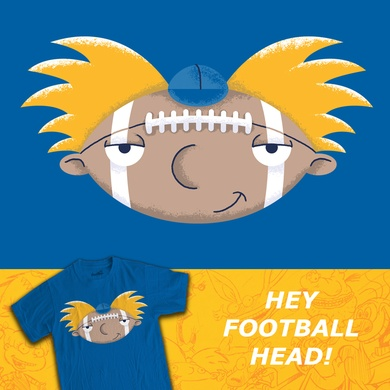 Hey Football Head!