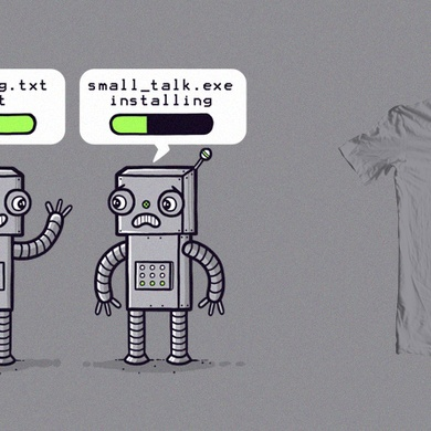 Socially awkward robots