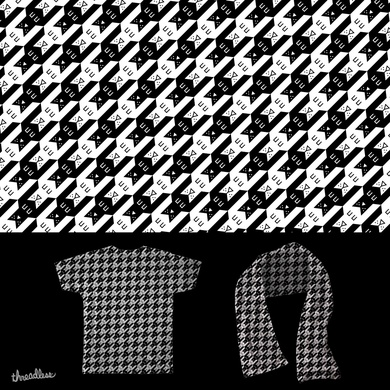 Old Houndstooth