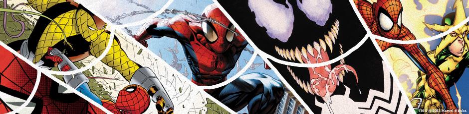 Threadless + Spider-Man