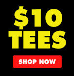Ten Dollar Tees