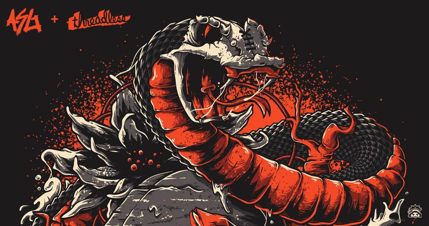 13th Serpent by rua_bloodrust on Threadless