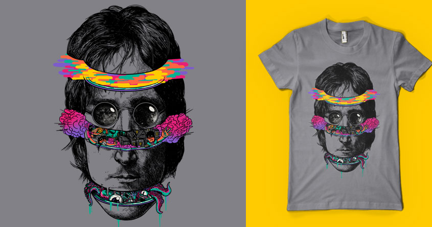 The Dreamer by MadKobra on Threadless