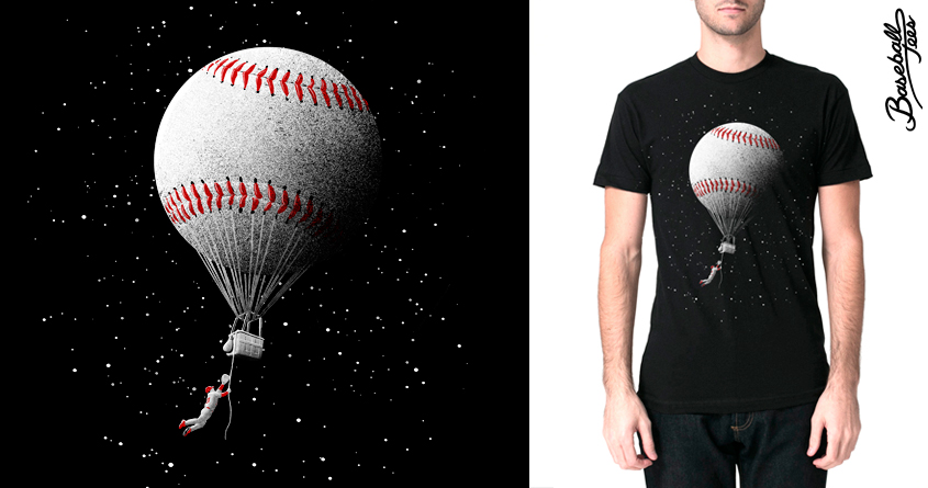 Fly Ball by v.calahan on Threadless