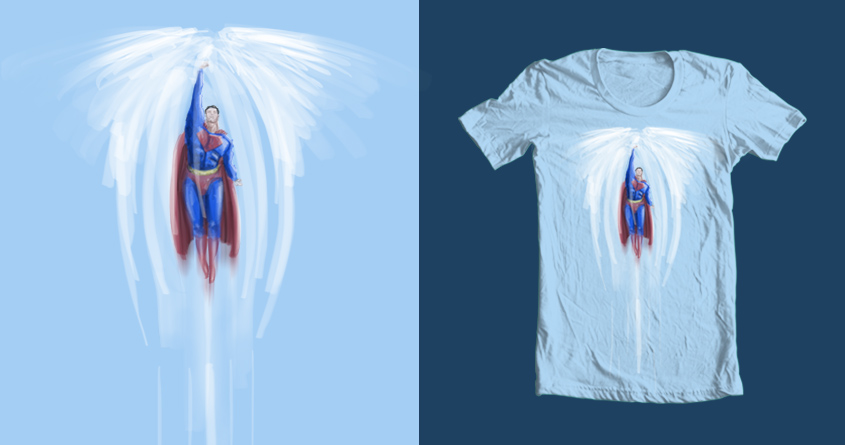 Beyond the Bond's of Gravity by BC_Arts on Threadless