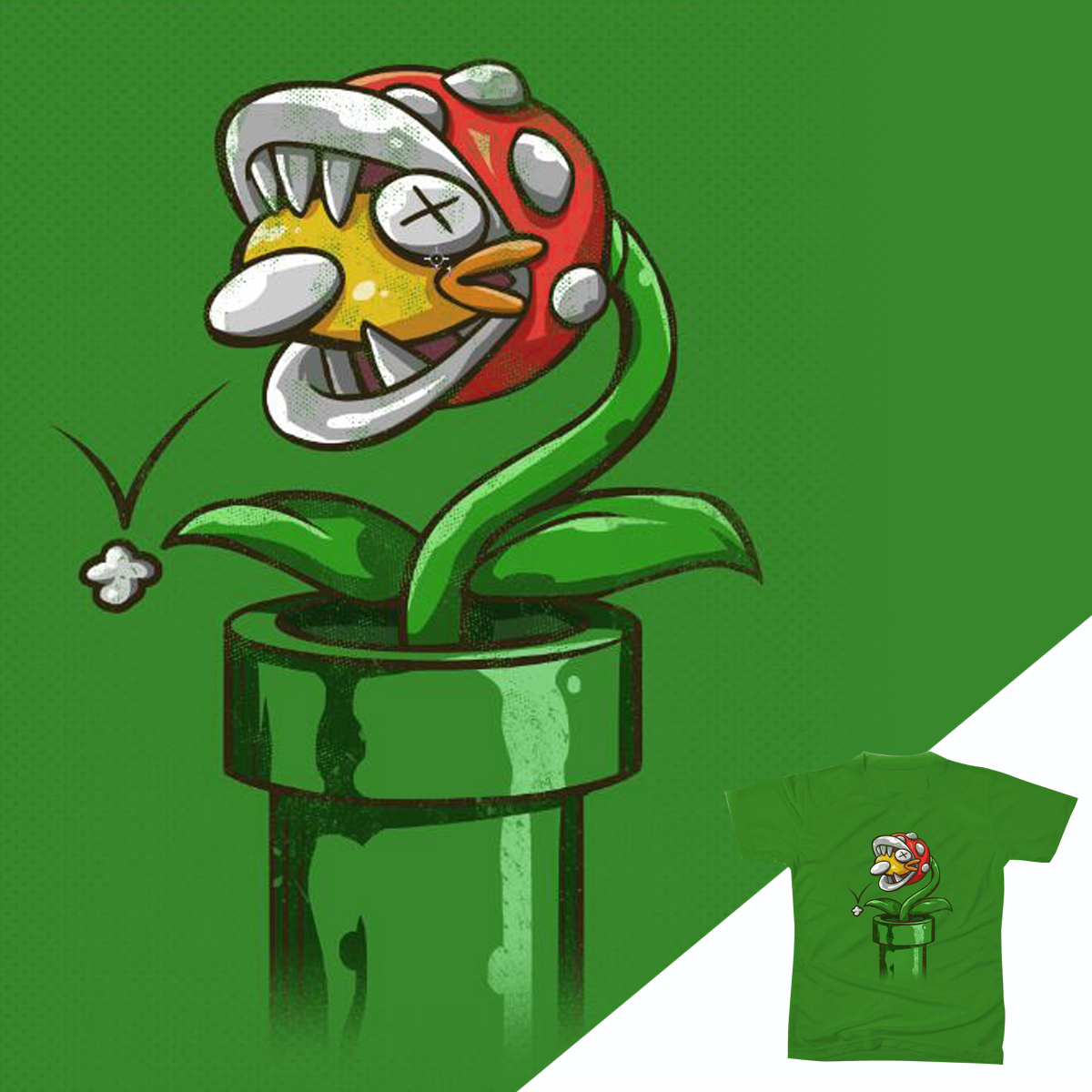 Wrong Pipe by dandingeroz and jax021 on Threadless