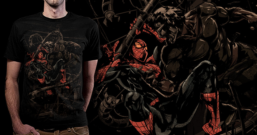 Spider sense tingling by SPYKEEE on Threadless